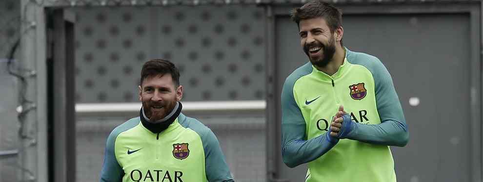 Messi corta cabezas en el Barça con Luis Suárez y Piqué: hay lista negra (y viene con sorpresas)