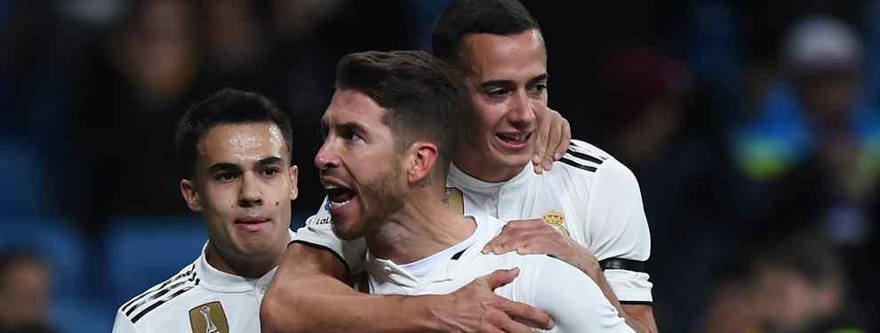 La falta de acierto en ataque se ha combinado con la fragilidad defensiva en el Real Madrid, ya que la dupla Ramos-Varane no está mostrando las cualidades a las que tienen acostumbrado al mundo del fútbol.
