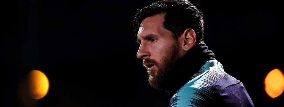 Messi quiso librarse de él: el jugador del Barça que fue ofrecido sin éxito a Chelsea y al United