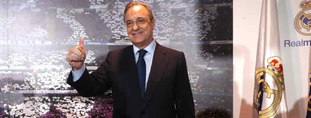 El crack que Florentino Pérez le ofrece al Atlético para acabar con el overbooking en la plantilla