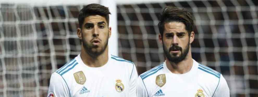 Isco no es el único: el otro jugador del Real Madrid que puede salir si Solari continúa