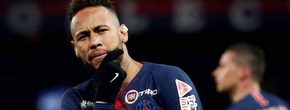 La Ligue 1 para Neymar no ha sido lo que esperaba, los dirigentes del PSG le vendieron un súper proyecto que le garantizaba ser los reyes de Europa, en donde él iba a ser la máxima figura.