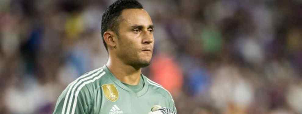 Keylor Navas pone fecha a su salida del Real Madrid (y ya tiene destino)