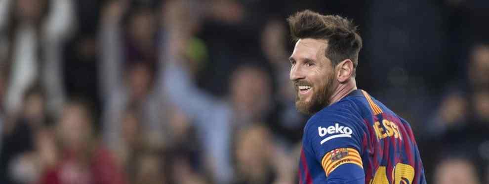 Messi frena una venta en un cara a cara muy caliente con Valverde antes del Barça-Eibar
