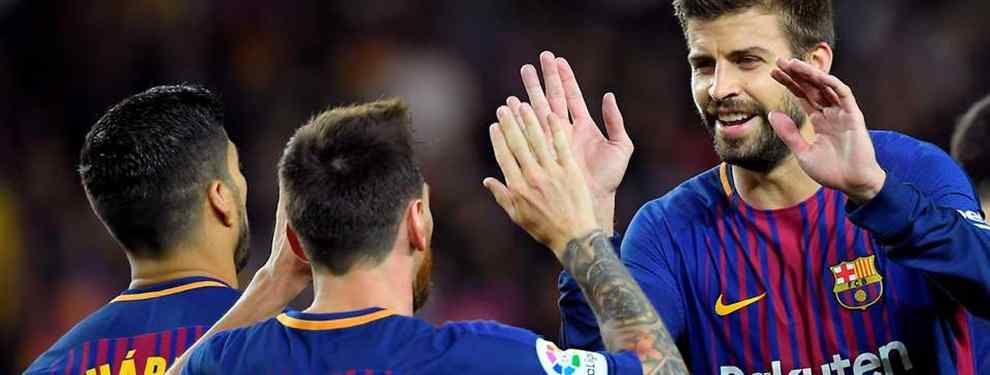 El Barça ya ha comunicado durante el día de hoy que ha hecho todo lo posible para cerrar el fichaje de Adrien Rabiot. El centrocampista francés del Paris Saint Germain es libre para incorporarse al equipo que quiera.
