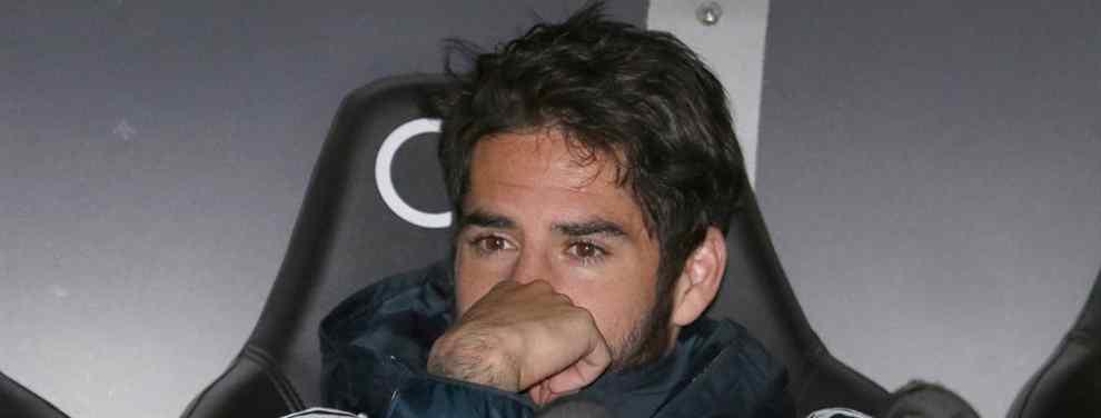 Isco saca la basura de Solari: mensajes bomba en el Real Madrid