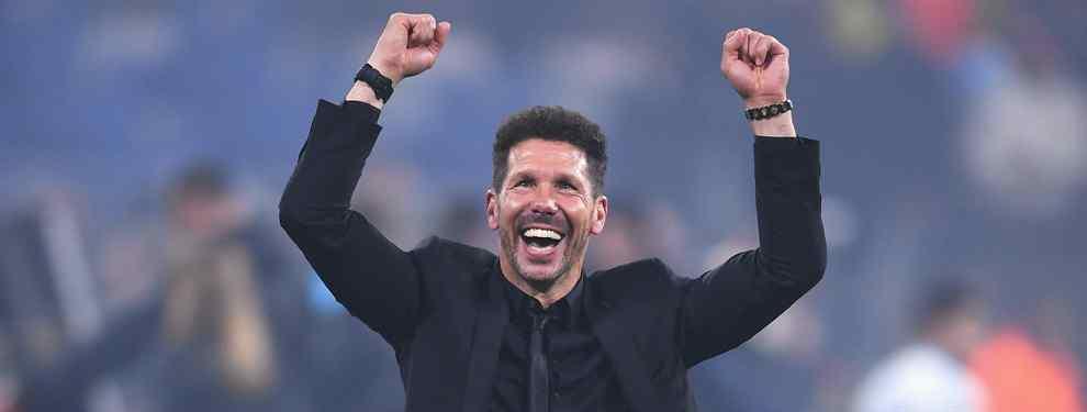 Simeone apuñala a Florentino Pérez (y al Real Madrid): la negociación secreta