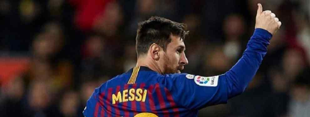 Leo Messi está de moda. El argentino sigue batiendo records con el Barcelona y en Europa le llueven los elogios a cientos.  El último en sumarse a la tendencia de aplaudir al '10' del Barça ha sido uno de los futuribles