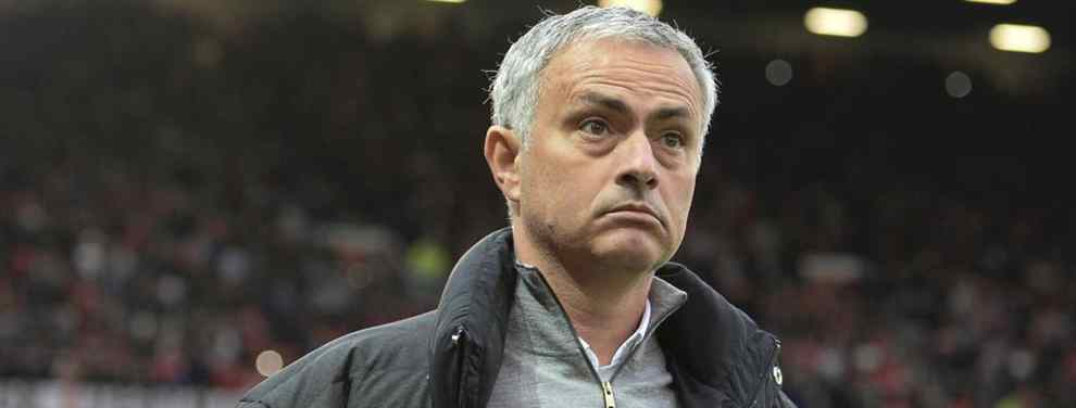 Mourinho no cierra a puerta al Real Madrid, pero fija condiciones.  El que fuera técnico del Manchester United hasta hace escasas fechas es el que más gusta a Florentino Pérez para relevar a un Solari sentenciado en junio.