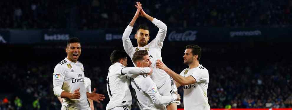 60 millones de euros y al Real Madrid: Sergio Ramos avisa a Modric, Bale y Benzema