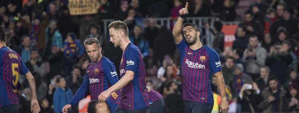 El delantero tapado para Messi en el Barça que mete miedo a Florentino Pérez (y al Real Madrid)
