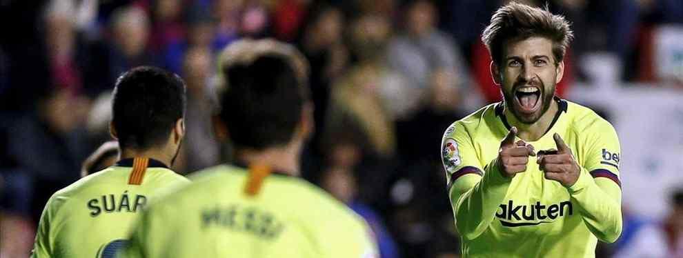 ¿Es broma? El delantero para el tridente del Barça que Messi, Luis Suárez y Piqué no quieren ni ver