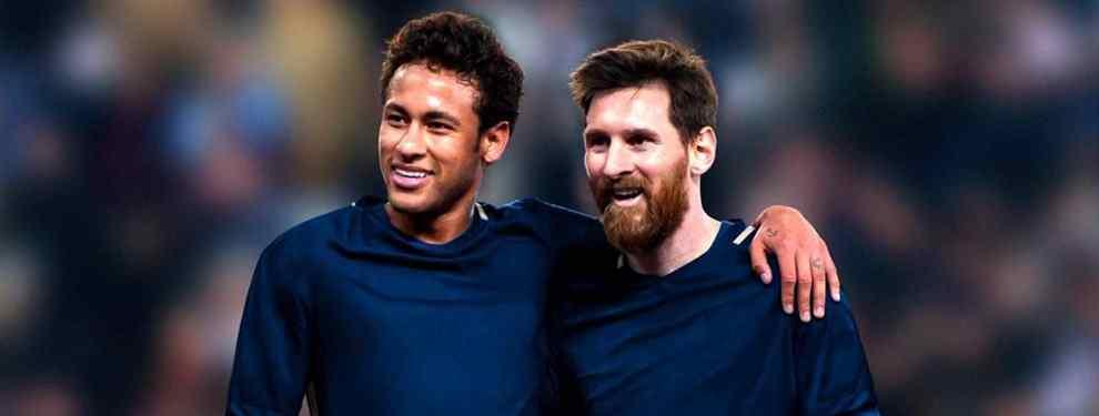 Cambia a Messi por Neymar: traición (y puñalada) en el Barça (y acaba de pasar)
