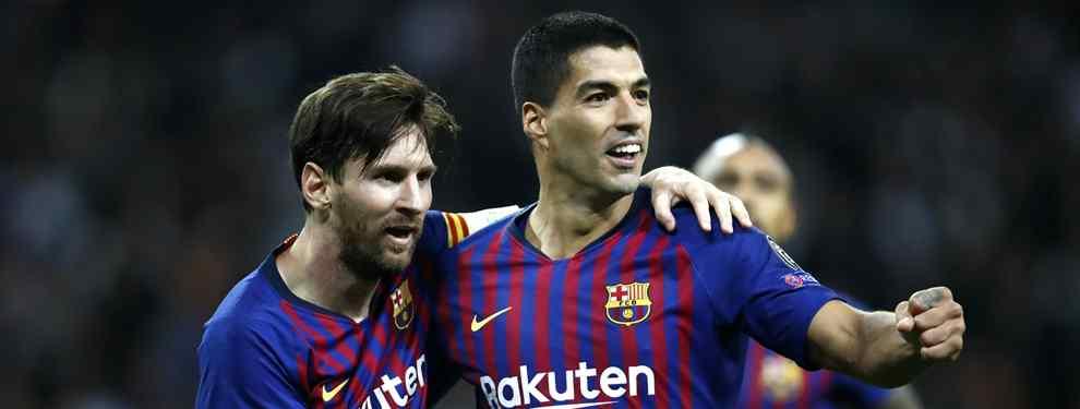 Messi cambia a dos galácticos por un fichaje de Florentino Pérez en el Real Madrid