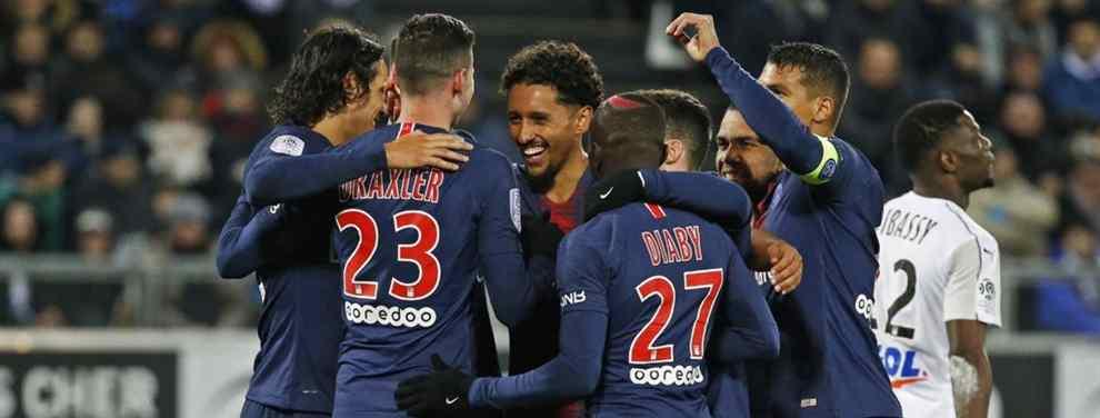 Llama a Florentino: el crack del PSG (y no es Mbappé, Neymar, ni Marquinhos) que quiere ir al Madrid