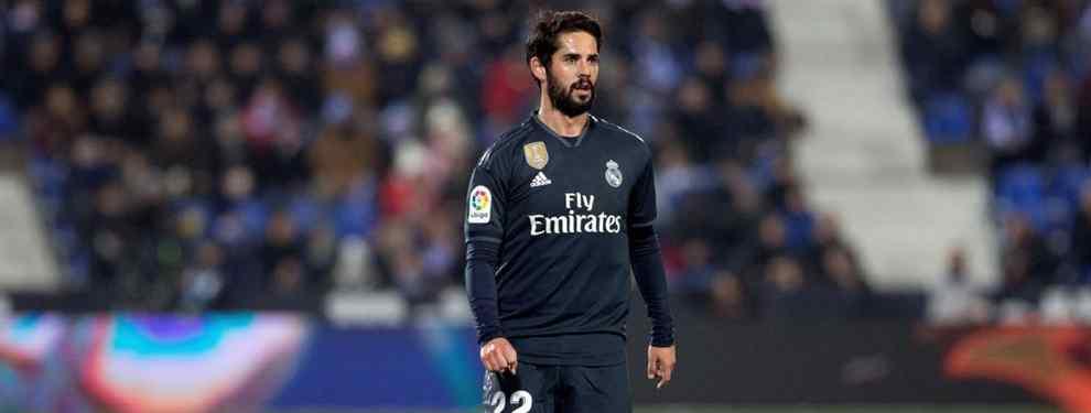 Isco no se va solo: Florentino Pérez se carga a cinco titulares más del Real Madrid