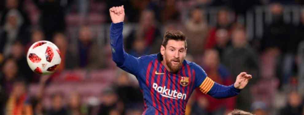 El Barça estará en la siguiente ronda de Copa del Rey si la Federación Española desestima la denuncia del Levante por la supuesta alineación indebida de Chumi en el partido de ida.