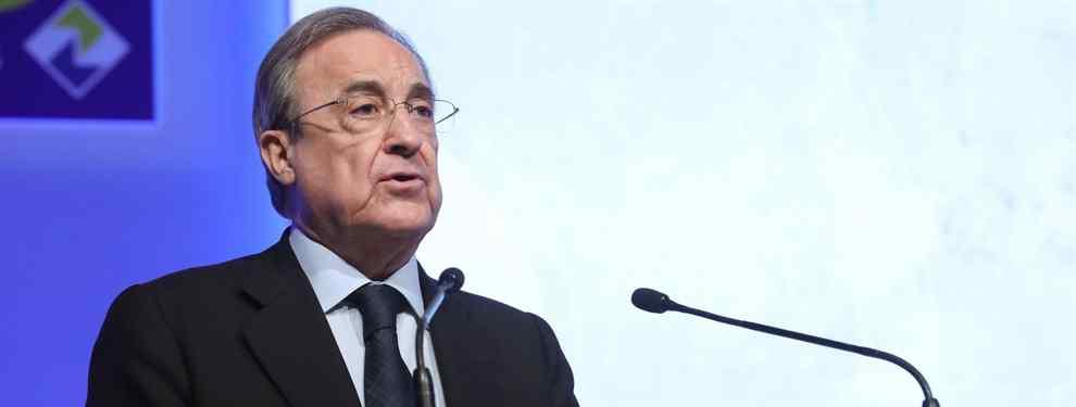 Florentino Pérez paga la cláusula: el crack que será del Real Madrid en cuestión de días