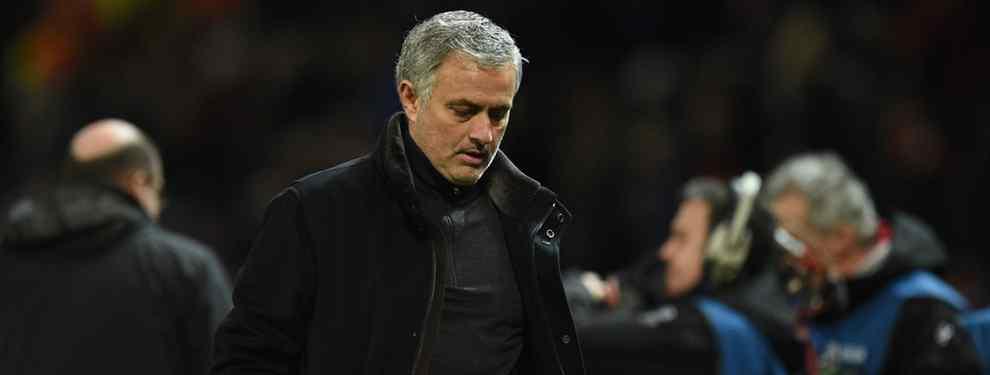 El futuro de José Mourinho puede complicarse. El de Setúbal, que tenía todas las papeletas para entrenar al Real Madrid el próximo curso, ha recibido una oferta bomba.