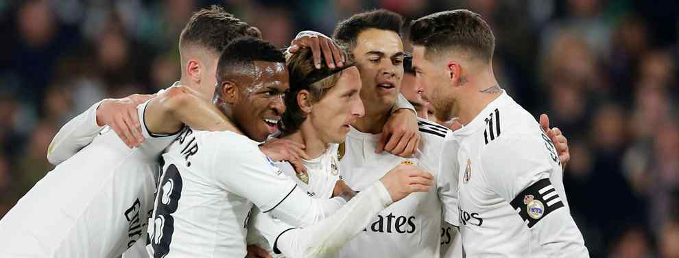 Florentino Pérez trabaja confeccionando el Real Madrid 2019-2020. Esta temporada ya se asume como fracaso absoluto y el presidente ya tiene preparado su próximo proyecto.