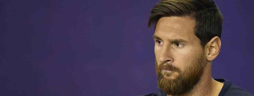Ni en broma: el delantero que Leo Messi ha vetado al Barça para cargarse a Luis Suárez