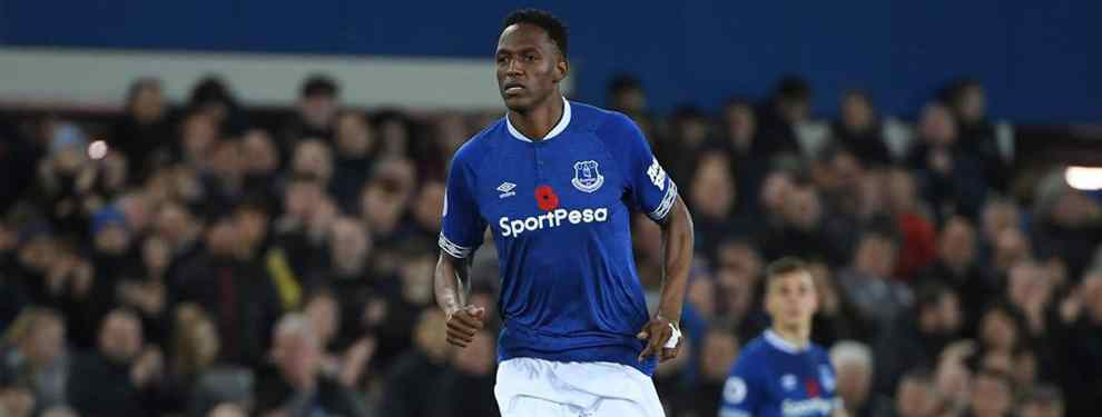 La transición desde el campeonato brasileño hasta Europa para Yerry Mina, está teniendo demasiados obstáculos. No se vislumbraba como un futbolista de gran capacidad le podría costar tanto.