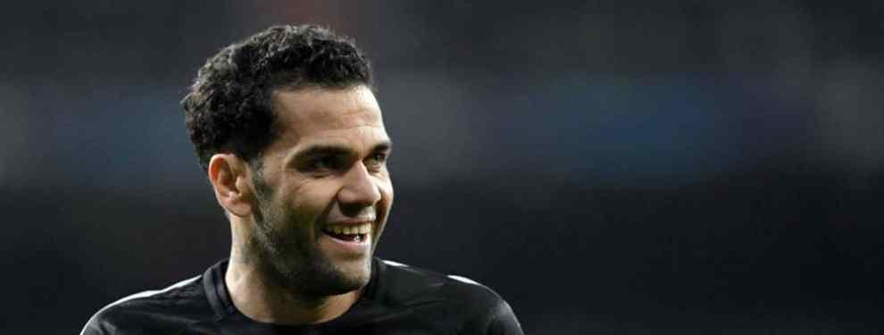 El Barça fichará al nuevo Dani Alves en verano (y se irá cedido a un equipo de la liga)