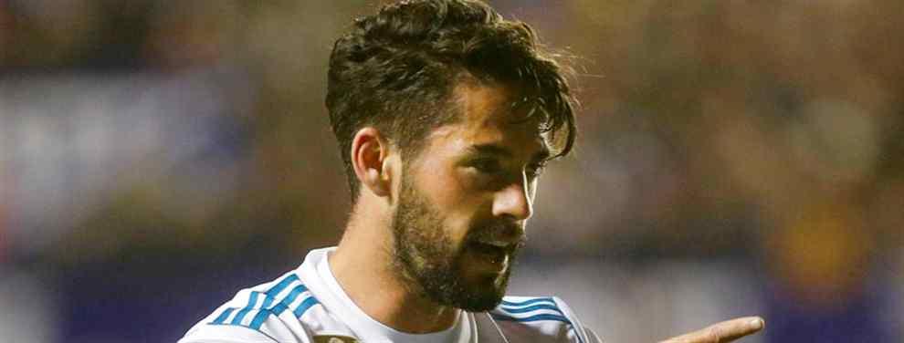 Isco y Benzema por un crack mundial: el movimiento del Real Madrid para revolucionar el mercado