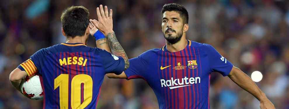 El crack del Bayern que han ofrecido al Barça y que Messi y Suárez han vetado