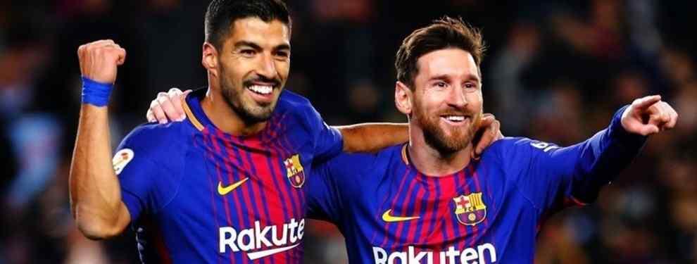Leo Messi salió con 1-1 al terreno de juego contra el Leganés en un encuentro en el que solo Ousmane Dembelé, autor del primer gol y lesionado, había sido capaz de inquietar a los de Mauricio Pellegrino.