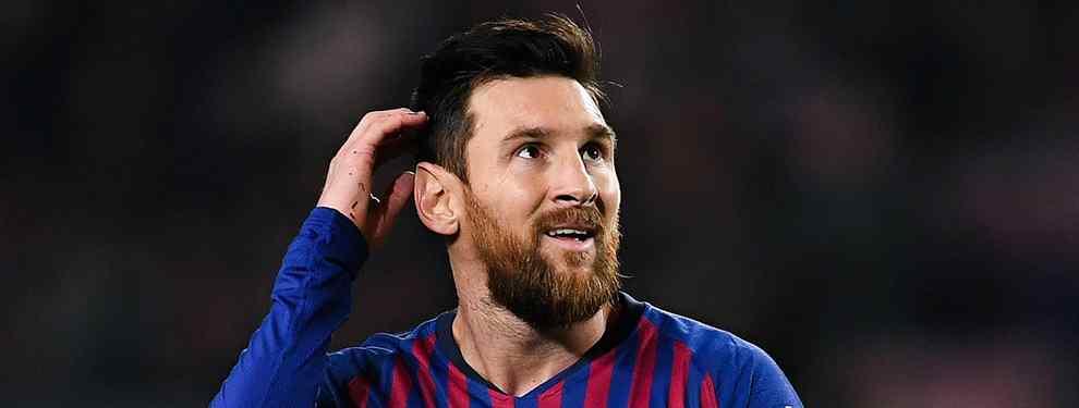 Messi pide que lo echen: el crack del Barça (y no es Coutinho) que tiene las horas contadas