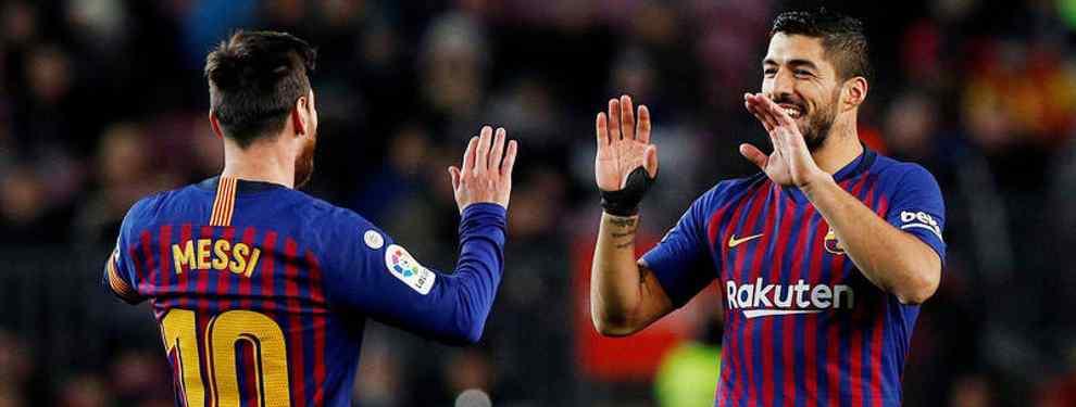 Messi cierra el casting para el nuevo delantero del Barça con un ganador (y se presenta en horas)