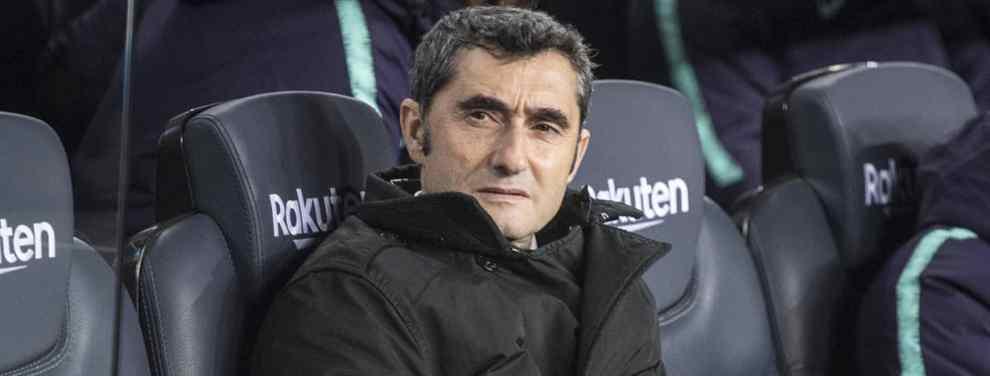 La bronca a Valverde de que Messi, Piqué y Luis Suárez o quieren hablar en el Barça