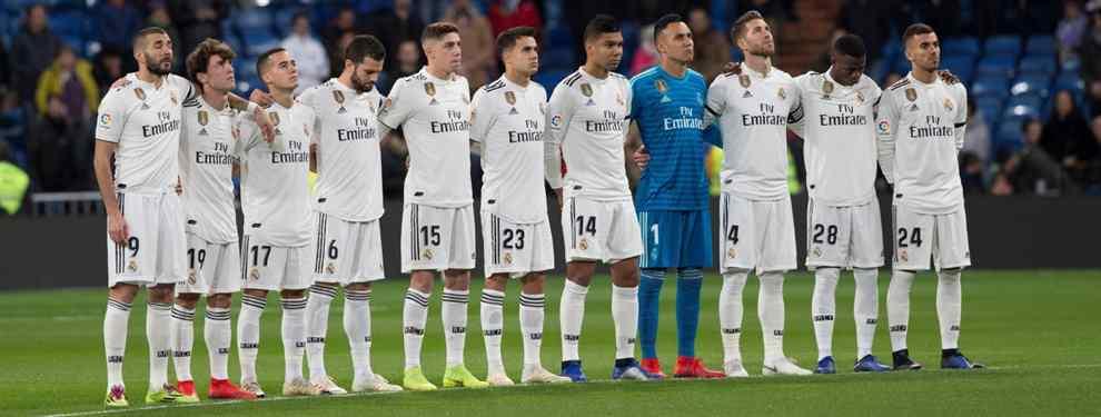 Florentino Pérez ya prepara su próximo proyecto. El presidente asume que esta temporada será un auténtico fracaso y ya piensa en la siguiente, donde habrá una revolución en el Real Madrid.