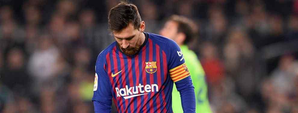Jugaba con Messi en el Barça y ahora llama a Florentino Pérez: el crack que quiere ir al Real Madrid