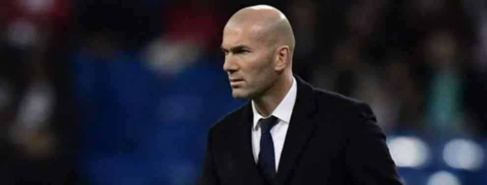 El que fue la primera petición de 'Zizou' a Florentino Pérez desde que fue confirmado como entrenador del Real Madrid, acaba de dar calabazas a Zinedine para proclamar su amor al Madrid.