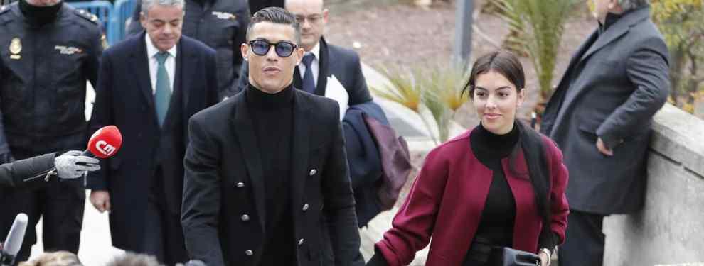 Se va a Italia: el crack en la agenda de Florentino y del Barça que competirá con Cristiano Ronaldo