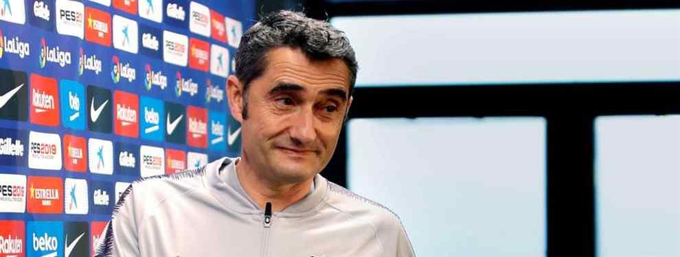 Jugará con Messi: la estrella que jura lealtad al Barça (y que tiene bronca con Valverde)
