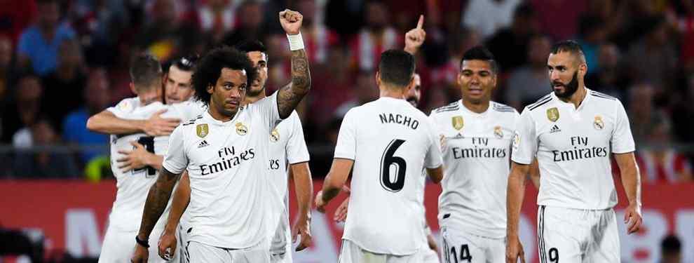 Es el nuevo Neymar y viene al Real Madrid: Bale, Benzema y Asensio tienen un problema (y gordo)