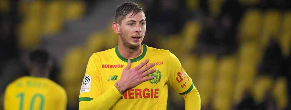 Conmoción. La posible muerte de futbolista argentino, Emiliano Salas, cuando viajaba de Nantes a Cardiff para ser presentando con su nuevo equipo, ha conmocionado al mundo.