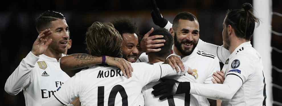 Sergio Ramos avisa a Modric, Benzema y Bale: los dos fichajes tapados de Florentino Pérez