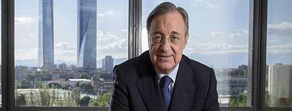 Florentino Pérez no descansa. El presidente del Real Madrid sigue preparando su proyecto para la temporada que viene, asumiendo que el de esta campaña es un fracaso, y ya tiene en mente otro galáctico.