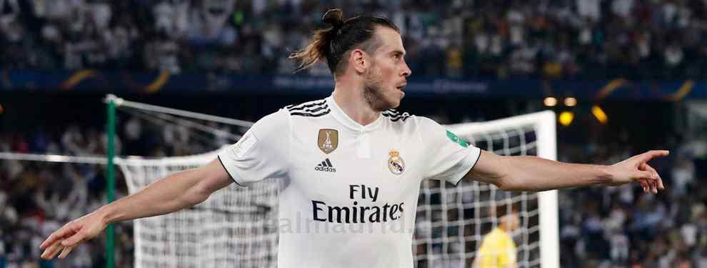 120 millones y Bale: la oferta que llega a Florentino Pérez (y al Real Madrid)