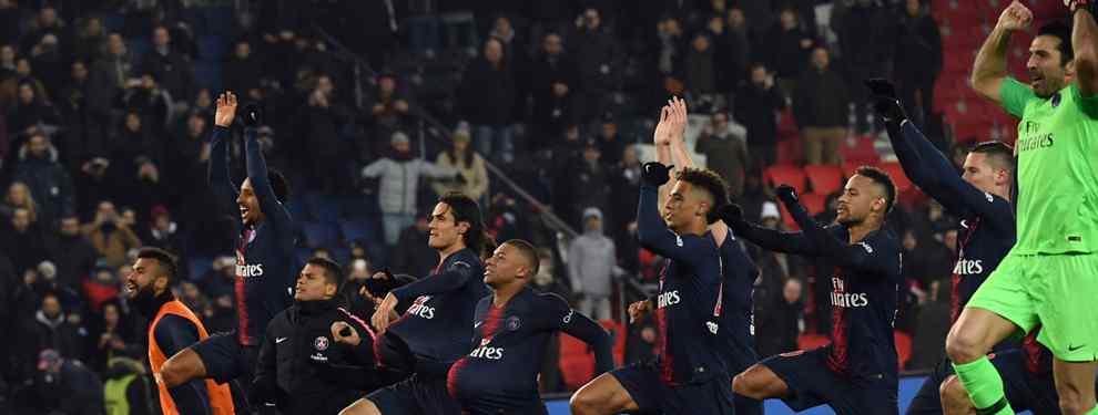 El PSG prepara una oferta millonaria para destrozar a Messi y al Barça (y Florentino está en el lío)
