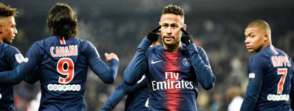 El nuevo tridente de Florentino Pérez viene con una sorpresa bomba para Neymar