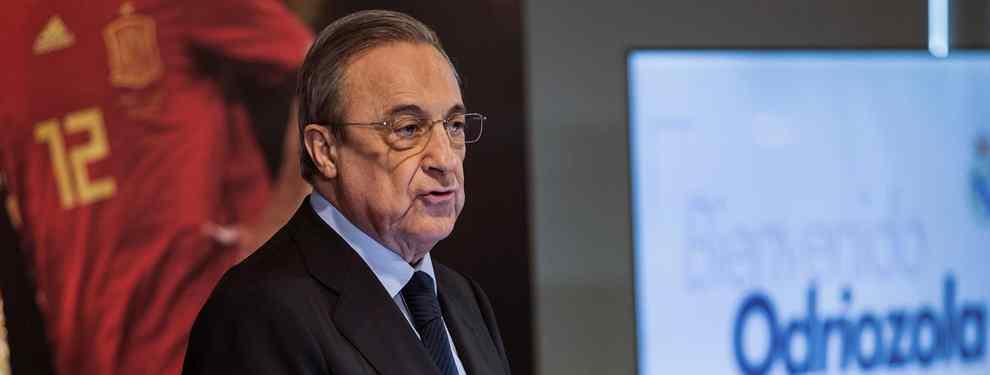 Florentino Pérez tiene un plan. El presidente del Real Madrid no le quita ojo al que está llamado a ser el próximo capo de Europa: Kylian Mbappé.  El francés, al que el fútbol galo y el PSG, va camino de quedarle muy pequeño