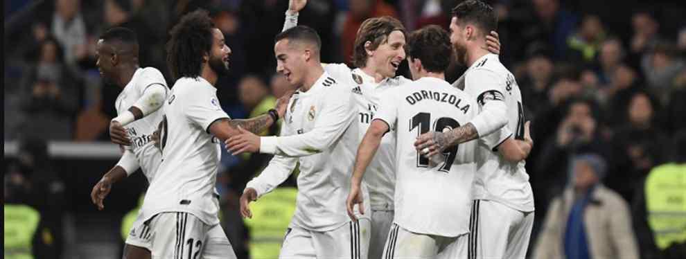 El entrenador de Florentino Pérez que trae a James al Real Madrid: la bomba estalla ante el Girona
