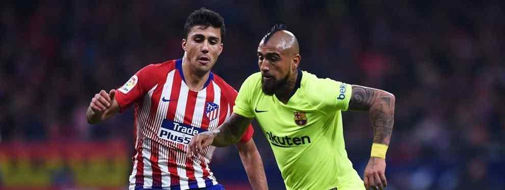 El crack que Arturo Vidal le ha recomendado al Barça (y tiene a Messi como aliado)