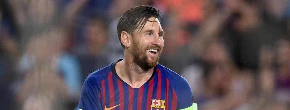 Messi pone tres nombres sobre la mesa para la 2019-2020 (y Neymar no aparece)
