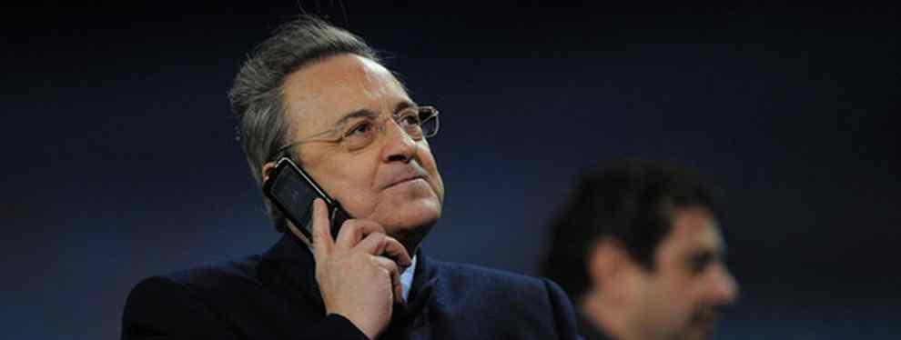 Florentino Pérez negocia un fichaje inesperado en el Espanyol-Real Madrid (y llega en junio)